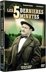 Les 5 dernières Minutes, Raymond souplex, vol. 4 : Tableau de Chasse Un  Sang d'encre: DVD & Blu-ray : Amazon.fr
